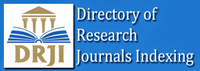 Indexed by Directory of Research Journals Indexing